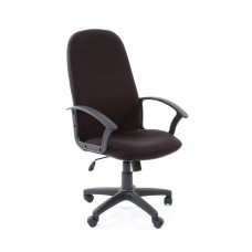 Chairman 289 irodai forgószék karfával  - Fekete Előnézet