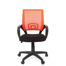 Chairman 696-B modern forgószék karfával-narancssárga Előnézet