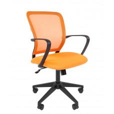 Chairman 698 karfás irodai forgószék -narancssárga Előnézet