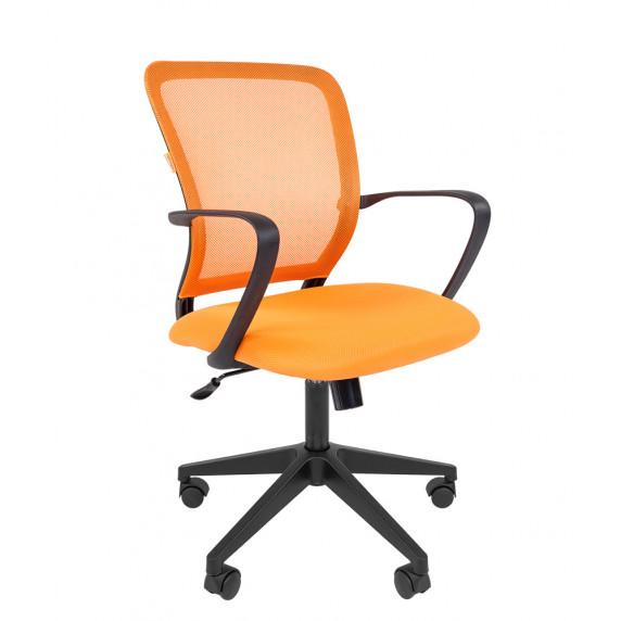 Chairman 698 karfás irodai forgószék -narancssárga