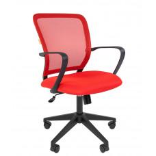 Chairman 698 karfás irodai forgószék -piros Előnézet