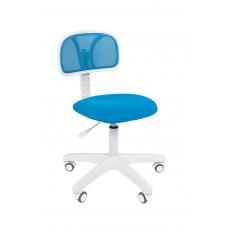 Chairman gyerek forgószék 250 - Fehér/világos kék Előnézet