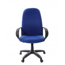 Chairman 279 TW irodai forgószék karfával - Kék Előnézet