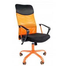 Chairman irodai forgószék karfával 610CMet - Narancssárga Előnézet