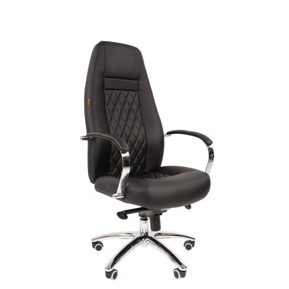 Irodai forgószék karfával Chairman 950 - Fekete