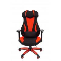 Chairman gamer szék 7022220 - Fekete/piros