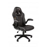 Chairman gamer szék GAME -15 - Fekete