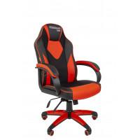 Chairman gamer szék GAME-17 - Fekete/piros