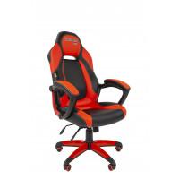 Chairman gamer szék GAME -20 - Fekete/piros