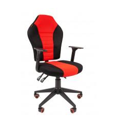 Chairman gamer szék 7027140 - Fekete/piros Előnézet