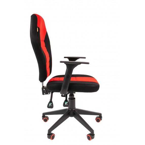 Chairman gamer szék 7027140 - Fekete/piros