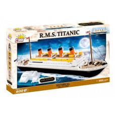 COBI 1914A History Titanic 600 darabos Előnézet