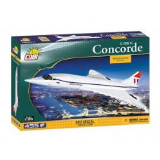 COBI 1917 History Concorde Brooklands Museum Előnézet