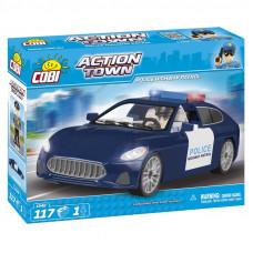 COBI 1548 Action Town Autópálya rendőr járőr Előnézet