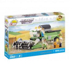 COBI 1866 Action Town Farm - Kombájn Előnézet