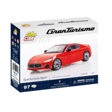 COBI 24561 Maserati Gran Turismo 1:35 Előnézet