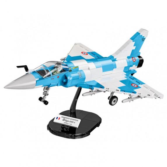 COBI 5801 Armed Forces Mirage 2000 Vadászrepülőgép