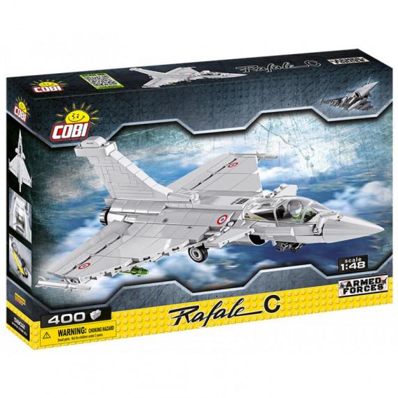 COBI 5802 Armed Forces Rafale C Vadászrepülőgép