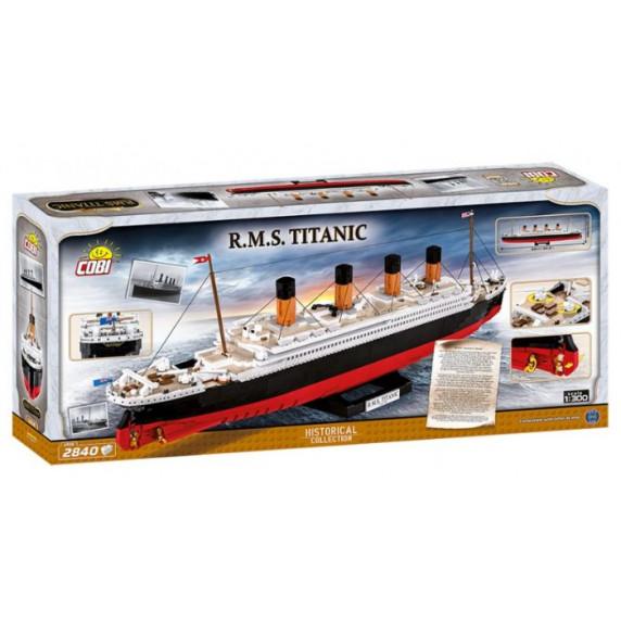 COBI 1916 History Titanic 1:300, 2840 darabos
