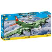 COBI 5703 Boeing B-17G Flying Fortress bombázó repülőgép