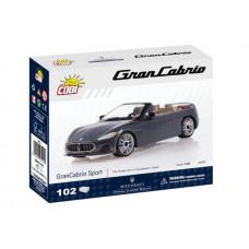 COBI 24562 Maserati Gran Cabrio 1:35  Előnézet