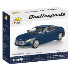 COBI 24563 Maserati Quattroporte 1:35 Előnézet