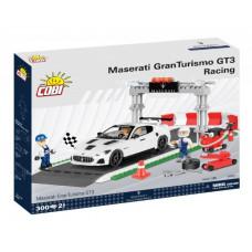 COBI 24567 Maserati Gran Turismo GT3 Racing set Előnézet