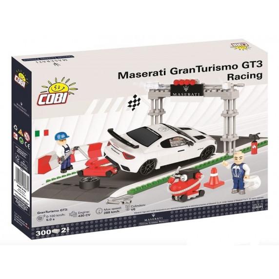 COBI 24567 Maserati Gran Turismo GT3 Racing Verseny szett