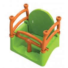 Gyerekhinta 3az1-ben biztonsági kerettel Inlea4Fun - Zöld Előnézet