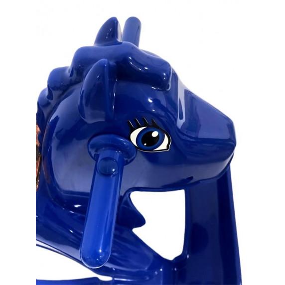 Műanyag hintaló Inlea4Fun - Kék
