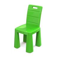 Műanyag gyerekszék Inlea4Fun EMMA - Zöld