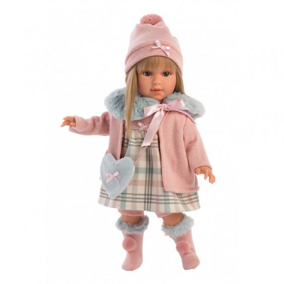 Játékbaba 40 cm Llorens - Tina