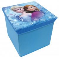 Fun House  Jégvarázs játéktároló doboz és puff