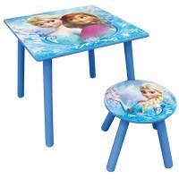 Gyerekasztal székkel Jégvarázs FUN HOUSE 712392
