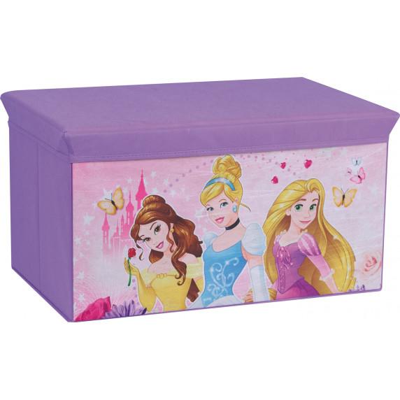 Játéktároló doboz Hercegnős FUN HOUSE 712441