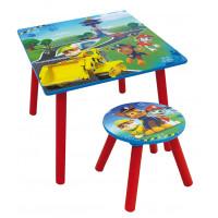 Gyerekasztal székkel Mancs őrjárat FUN HOUSE 712593