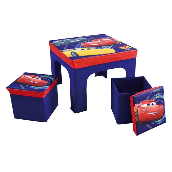 FUN HOUSE Verdák játéktároló doboz és asztal 712641