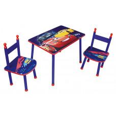 Gyerekasztal székekkel Verdák FUN HOUSE 712763 Előnézet
