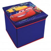 Játéktároló doboz és puff Verdák FUN HOUSE 712768