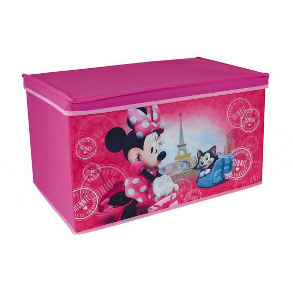 Játéktároló doboz Minnie egér FUN HOUSE712867