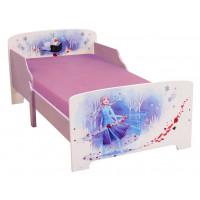 FUN HOUSE gyerekágy leesésgátlóval Jégvarázs II - Frozen 713185
