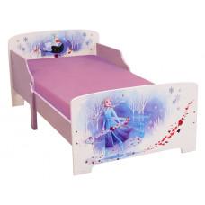 Gyerekágy leesésgátlóval Jégvarázs II Frozen FUN HOUSE 713185 Előnézet