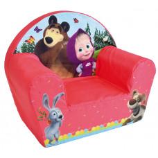 FUN HOUSE Gyerek fotel Mása és a Medve 713340 Előnézet