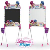 CHICOS Shimmer és Shine Kétoldalas rajz és mágnestábla