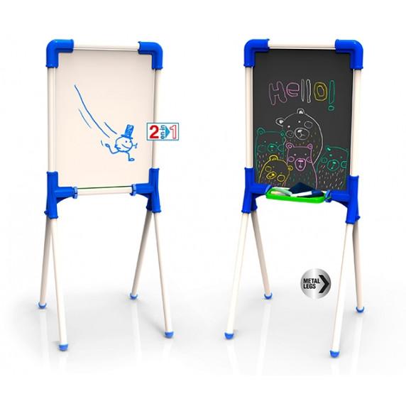 Kétoldalas rajz és mágnestábla CHICOS Junior