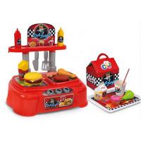 CHICOS Mini játék hamburgerező