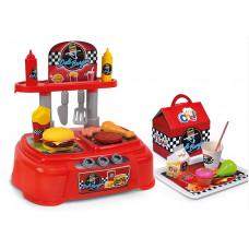 CHICOS Mini játék hamburgerező Előnézet