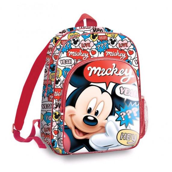Kids Licensing MICKEY iskolai szett - hátizsák, tolltartó,spirálfüzet