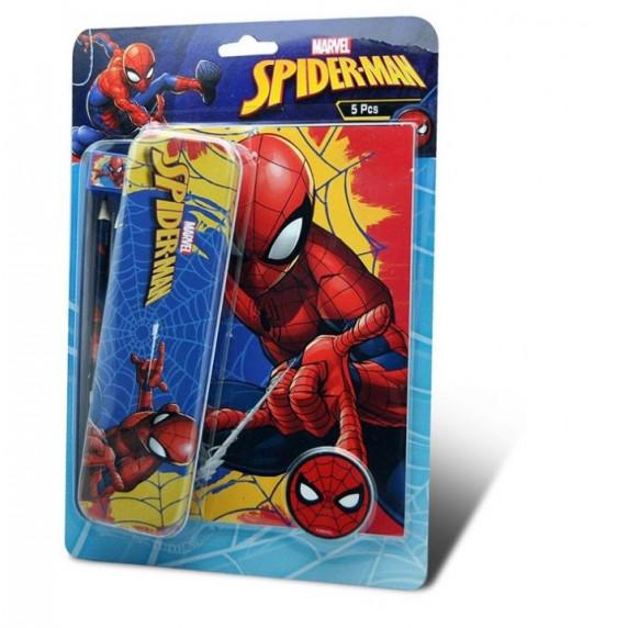 Kids Licensing SPIDERMAN írókészlet 5db
