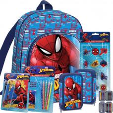 Kids Licensing -Pókember-iskolai szett 2020-sötét kék II Előnézet